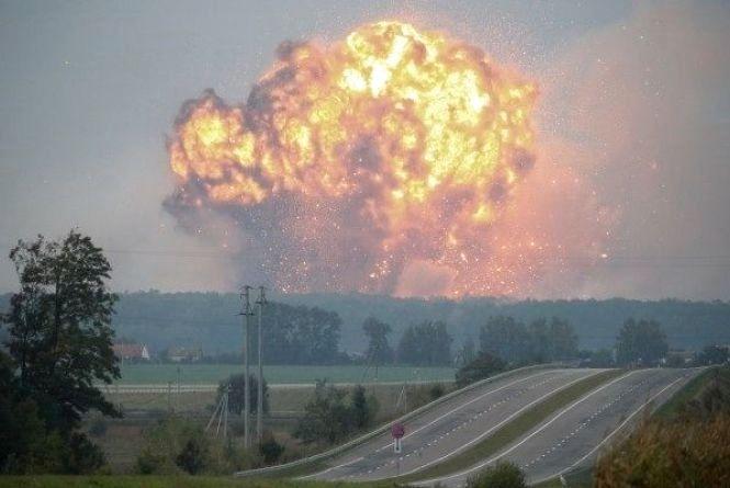 Вибухи у Калинівці: держава втратила боєприпасів на 400-600 мільйонів доларів