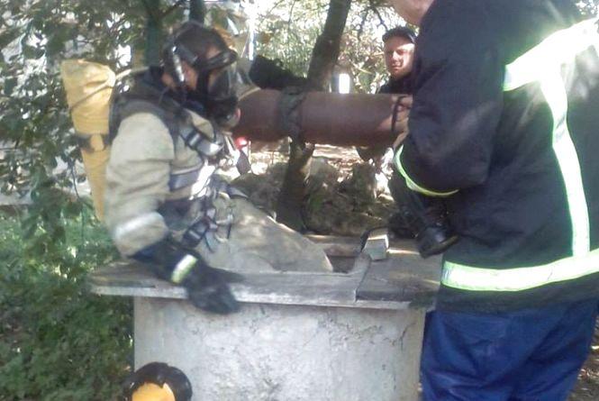 На Вінниччині за невідомих обставин втопився у колодязі чоловік