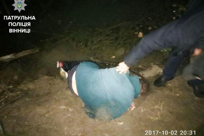 П'яний чоловік заснув в Тяжиловському озері. Вінничани забили на сполох