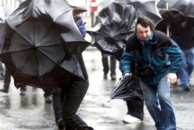 Дощ та штормовий вітер: якою буде погода найближчими днями