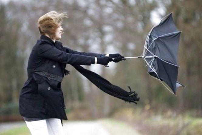 Сьогодні на Вінниччині оголосили штормове попередження