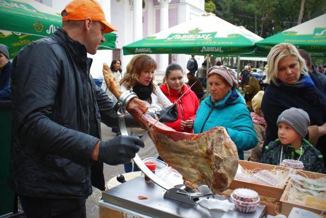 Що і за скільки можна з'їсти та випити на «Vinnytsia Food Weekend»