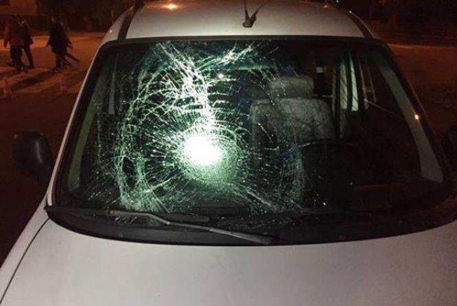 У Вінниці на пішохідному переході Citroen збив молодого хлопця