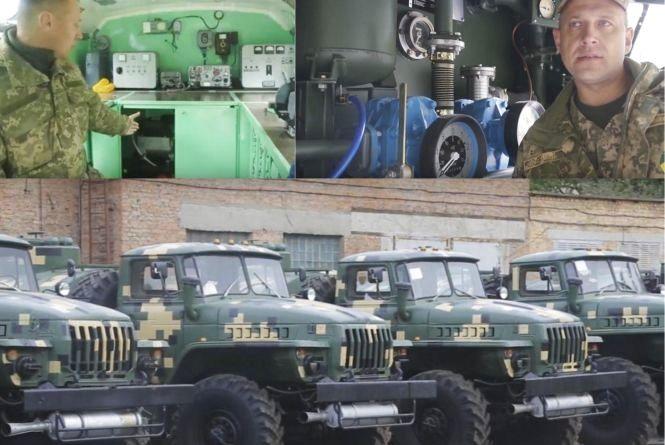Як на вінницькому заводі модернізують техніку для військових (ВІДЕО)