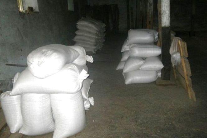 Двоє спритників на Ямпільщині вкрали цукру на 11 тисяч гривень