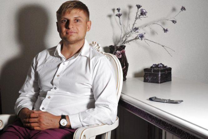 Андриан Данилюк — основатель международной компании Post Union выступит на Винницком бизнес форуме