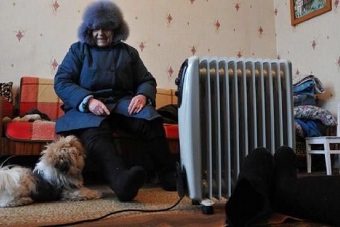 У Вінниці без тепла 27 будинків. Відновлять подачу опалення за два дні