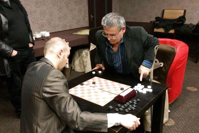 Вінницький шашкіст виграв етап Кубку світу