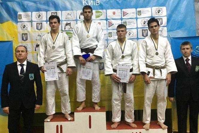 Марат Крижанський виграв Кубок федерації дзюдо Києва і виконав норматив майстра спорту