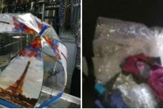 Вінничанин відправив «Новою поштою» нові парасольки. А прийшов «мотлох»