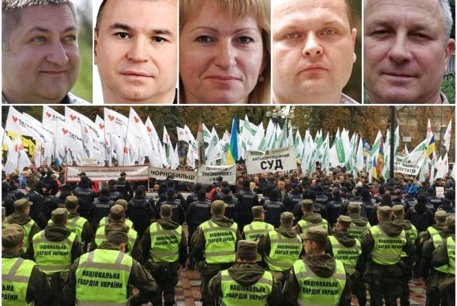 Вінницькі політики і громадські лідери про протест у Києві.  Що буде далі?