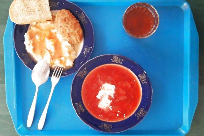Рейд по вінницьким їдальням: Чим годують у трамвайному депо на Хмельницькому шосе