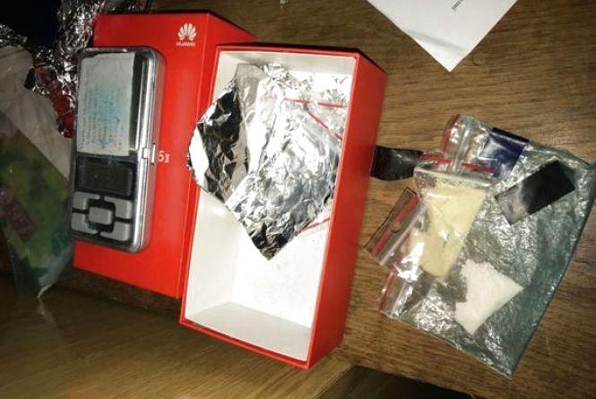 В Вінниці зловили розповсюджувача наркотиків «Сіль». Йому 19 років