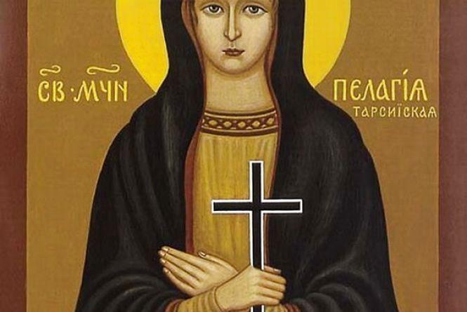 Сьогодні – Пелагеї. Як блудниця все життя прожила в чоловічому монастирі
