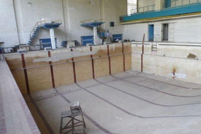 Спроба №3: Що буде з басейном «СКА»? Мерія відповіла, чи буде реконструкція