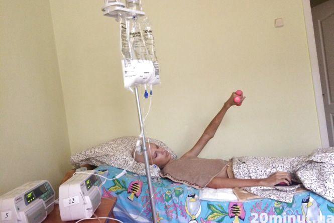 В Чемпіона України виявили рак. Допоможіть врятувати 14-річного Богдана