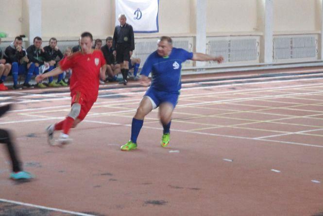 Команда УСБУ виграла обласну Динаміаду з міні-футболу