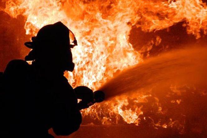У Вінниці горіла лікарня імені Ющенка. Чотири десятка пацієнтів евакуювали