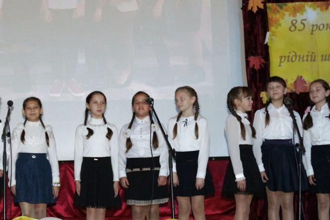 Вітання з передової! - Герой України поздоровив з ювілеєм рідну школу