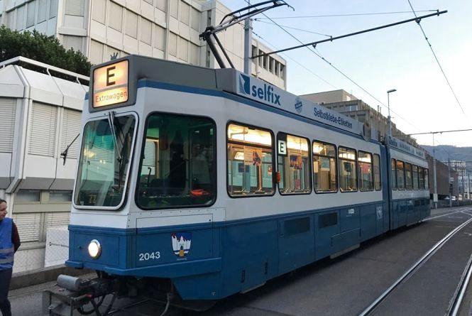 Нову партію швейцарських трамваїв можуть передати у Вінницю. Але лише після 2020 року