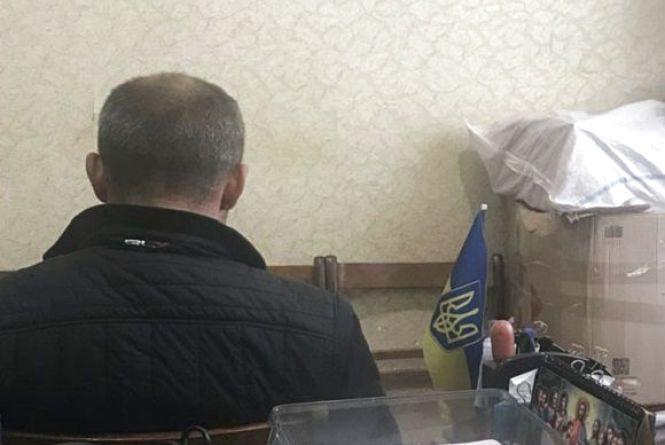 На Дніпропетровщині затримали крадія, що обчистив дванадцять осель у Калинівці