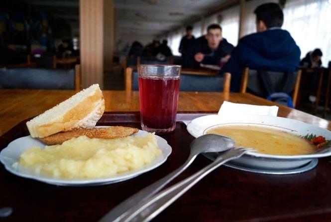 Рейд по вінницьким їдальням: Як годують студентів технічного університету
