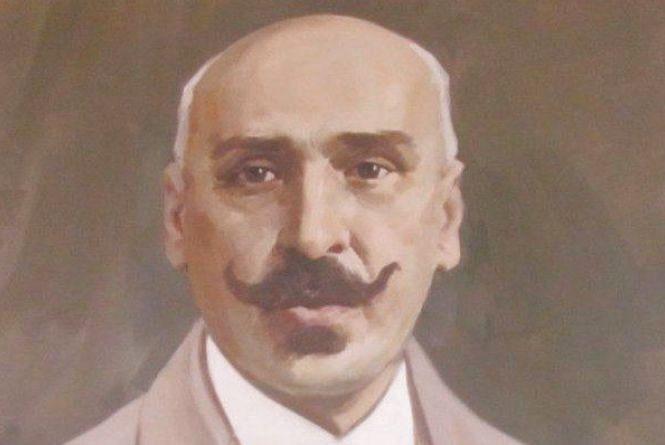 Вінничанам показали відео про відкриття музею Михайла Коцюбинського у 1927 році
