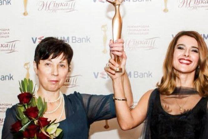 Голова ОТГ із Вінниччини Катерина Романенко стала «Жінкою ІІІ тисячоліття»