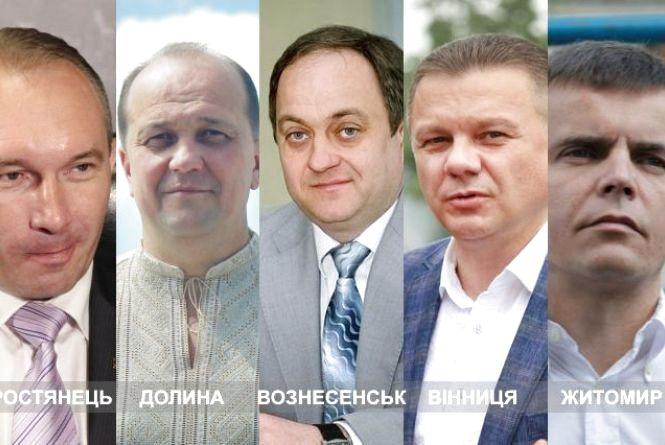 В Україні назвали найкращих мерів-інноваторів. В ТОП-5 – мер Вінниці