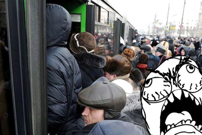 «Злий рейтинг»: хто вас найбільше дратує в громадському транспорті Вінниці?