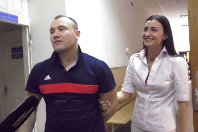 «Шефу» знову «світить» тюрма. Стрілянина зятя мера Могилева в апеляційному суді