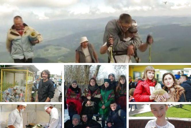 20 неймовірно добрих справ вінничан, які запам'ятались у 2017 році!
