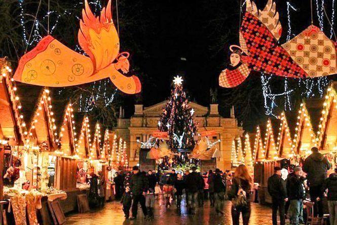 Топ-7 фестивалів, де можна весело провести Різдво та Старий Новий рік
