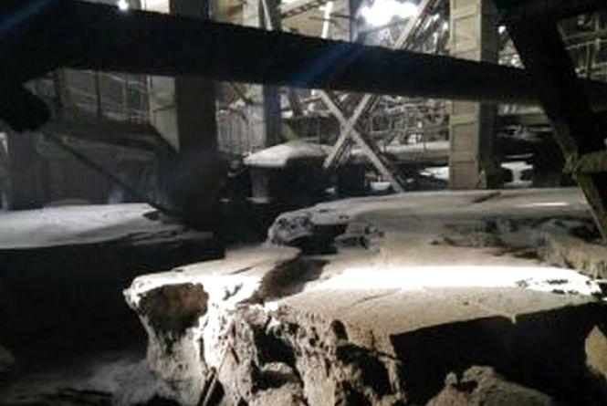 На Ладижинській ТЕС сталася аварія. Фото руйнувань викладають в мережі