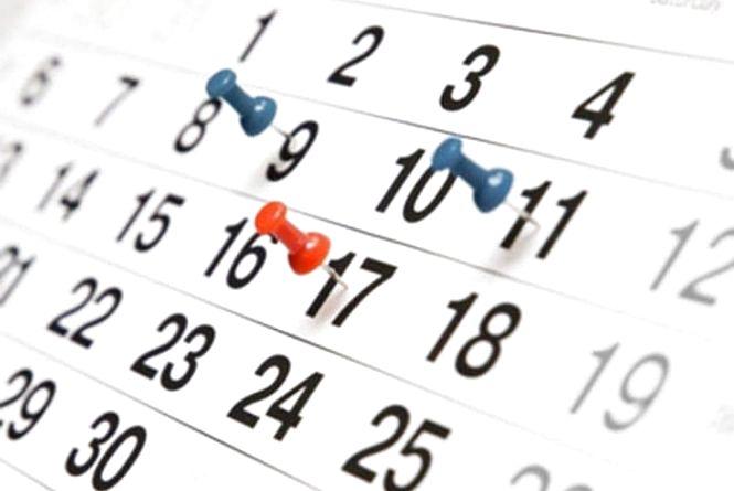 По чотири дні на свята: Кабмін дав рекомендації по вихідним на 2018 рік