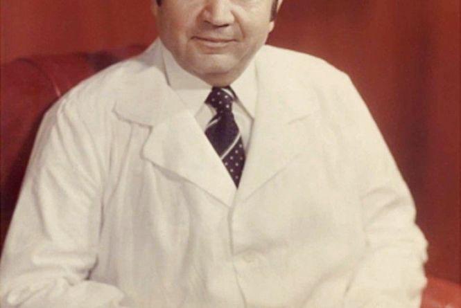 """Видатному українському хірургу Олександру Шалімову виповнилось 100 років (Прес-служба """"Інтер"""")"""