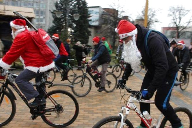 Велобіатлон «Доганяйко»: вінничан запрошують на новорічні комбіновані фан-змагання