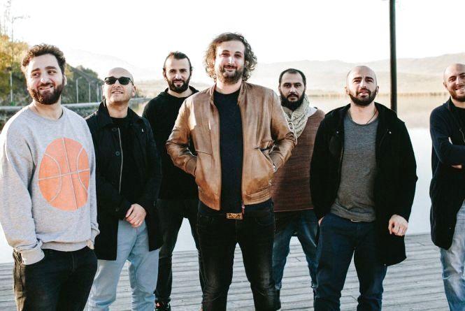 Вперше у Вінниці: знайомимося із гуртом «Мґзавребі», музичним символом Грузії