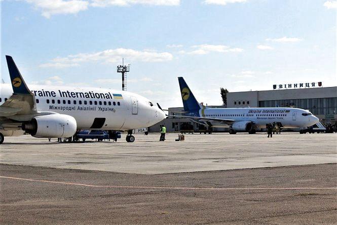 «МАУ» відкриває нові рейси перельотів з Вінниці. У 39 країн світу!