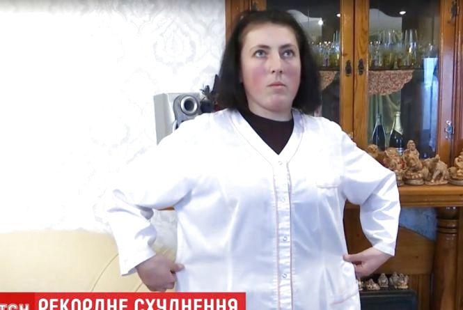 Секрет схуднення без пігулок: дівчина з Хмільника за рік скинула 40 кілограмів