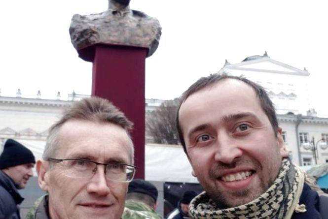 Нардеп Кишкар називає погруддя Шевченку своєю власністю і вимагає для нього охорони 24/7