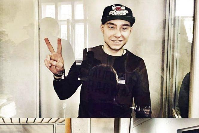 Романюку з банди «Заверуха і КО» знов продовжили арешт. Що він сказав суддям?
