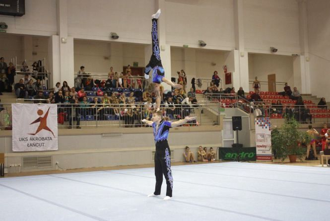 Вінницькі акробати здобули путівки на чемпіонат світу в Бельгії