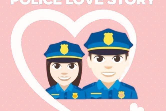 Флешмоб від поліції. Вінницькі «копи» розказали про історії кохання на службі