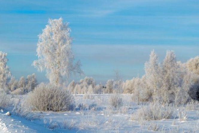 Мороз лютує, вітер посилюється – прогноз погоди на вихідні в Україні