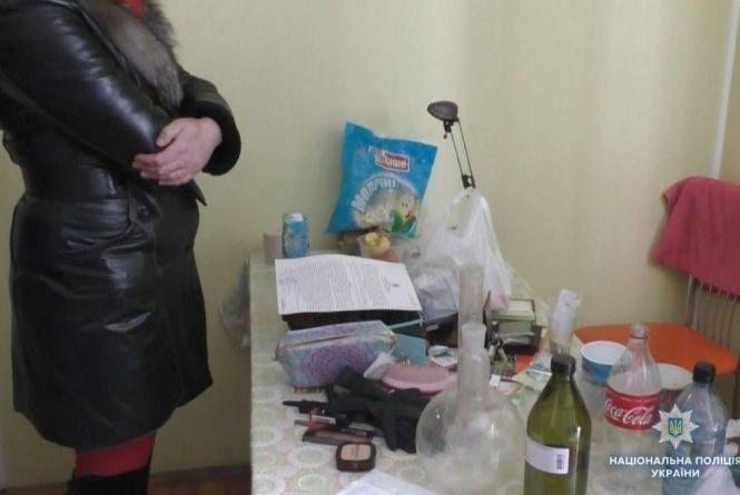 Вінничанка знімала квартиру, щоб там виготовляти та продавати наркотики