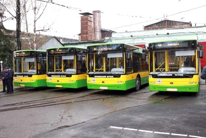 Чи пустять автобуси на Старе місто через Нечая? Відповідь на петицію