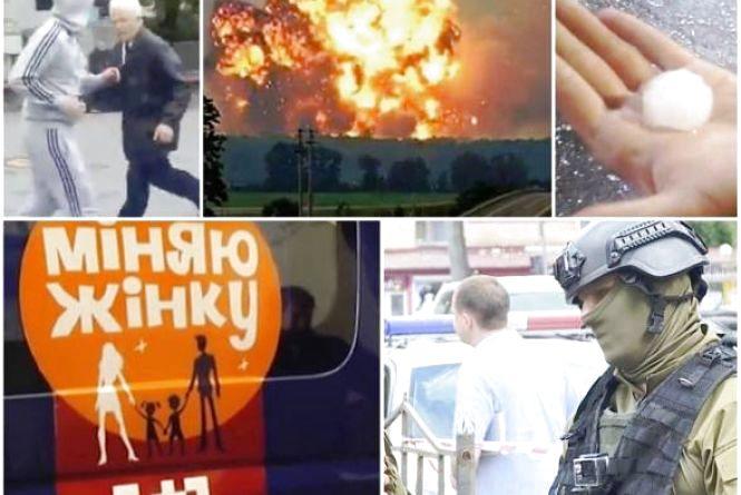 Вінничани на Youtube мінялися жінками, знімали вибухи, град, бійки і бандитів