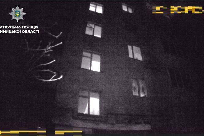 На Космонавтів врятували хлопця, що намагався вистрибнути у вікно