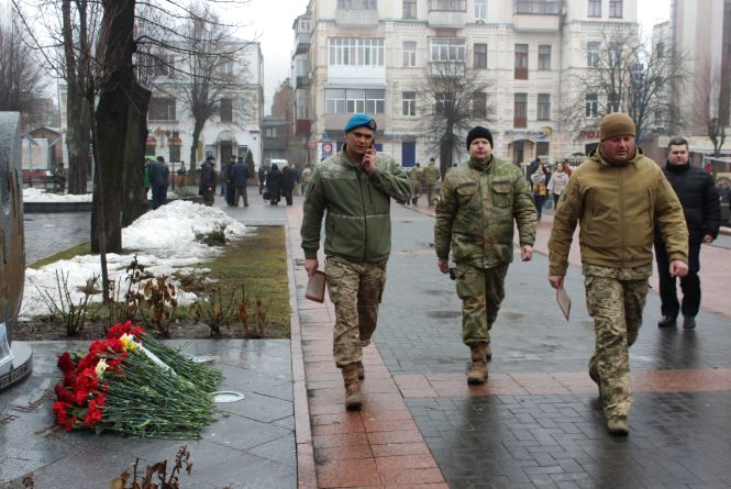 Путінське «Их там нет» -  і про українських добровольців, -  боєць батальйону «Донбас»